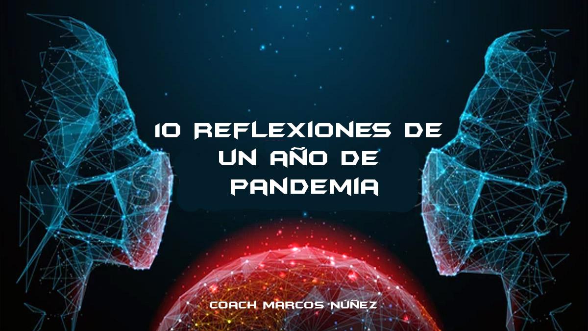reflexiones sobre la pandemia