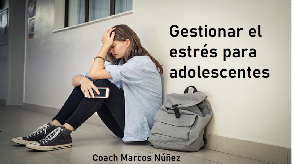Gestionar el estrés para adolescentes